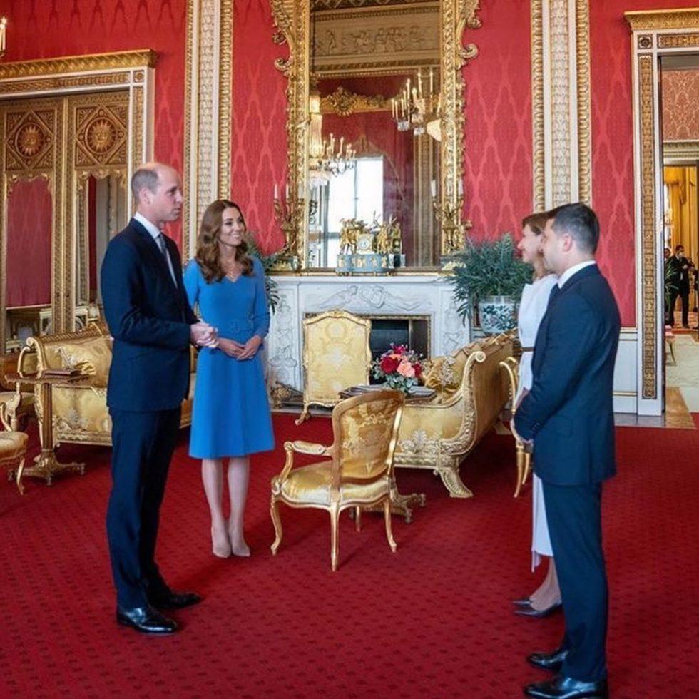 reina elizabeth II Castillo de Windsor 2