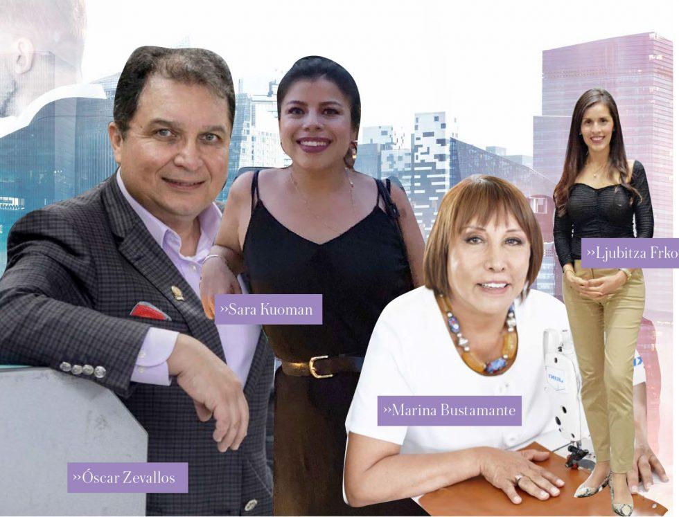 empresariado joven Perú