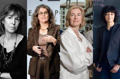 Mujeres Premio Nobel 2020 11