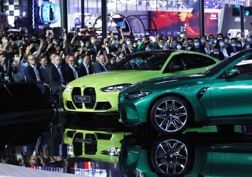 Autos: BMW M4 y M3