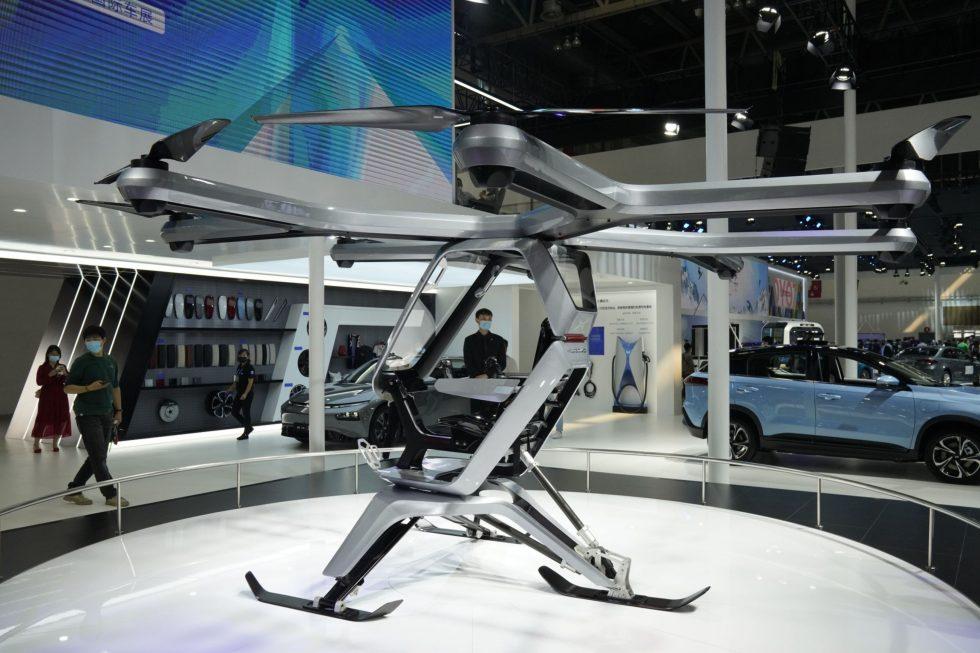 Prototipo de vehículo volador Kiwigogo