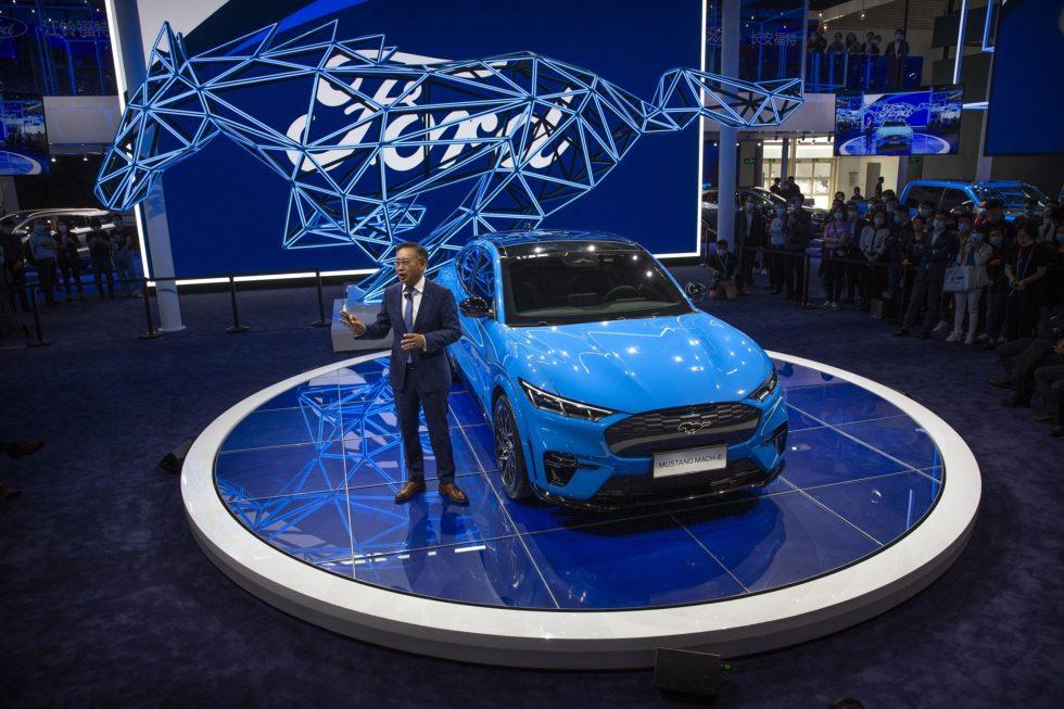 Autos: Ford Mustang Mach-E