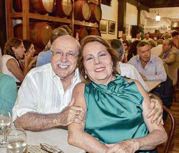 Eduardo y Verónica Ferrero