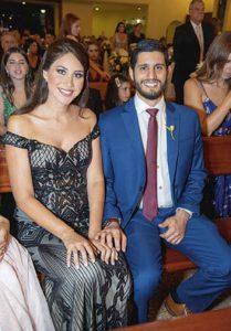 Elvira García y Diego Fatule Simon.