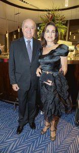 Peter González Orbegoso y Puchi Rosas.