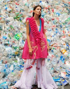 Marina Testino Point Off View moda sostenible
