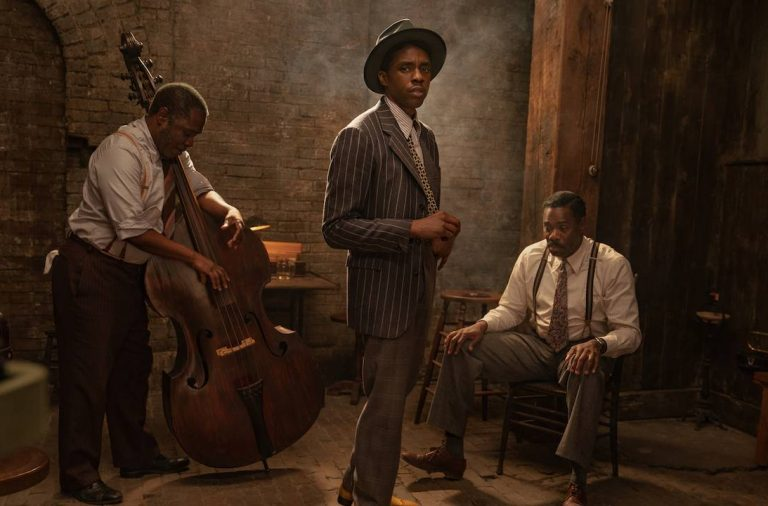 Ma Rainey Black Bottom Chadwick Boseman 1