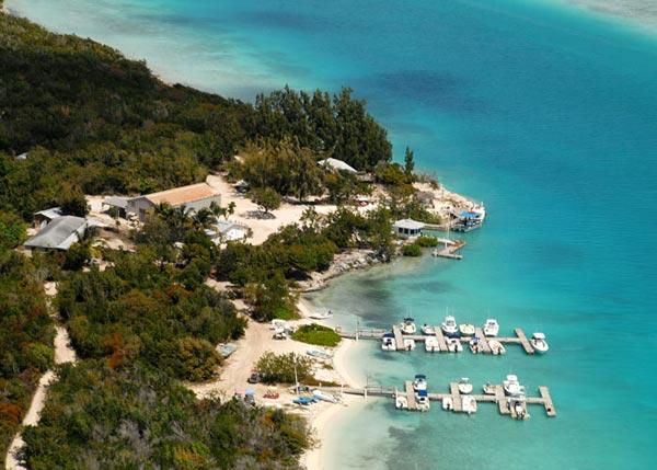 Isla privada para Kim Kardashian