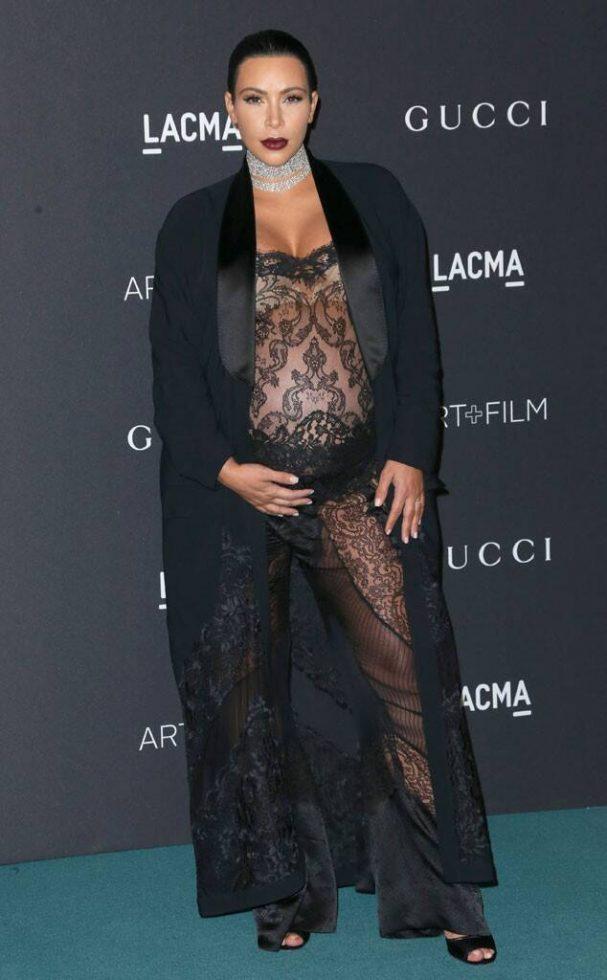 Estilo de Kim Kardashian