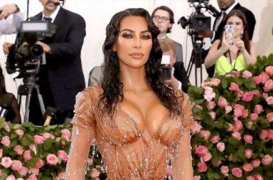 Kim Kardashian 40 años
