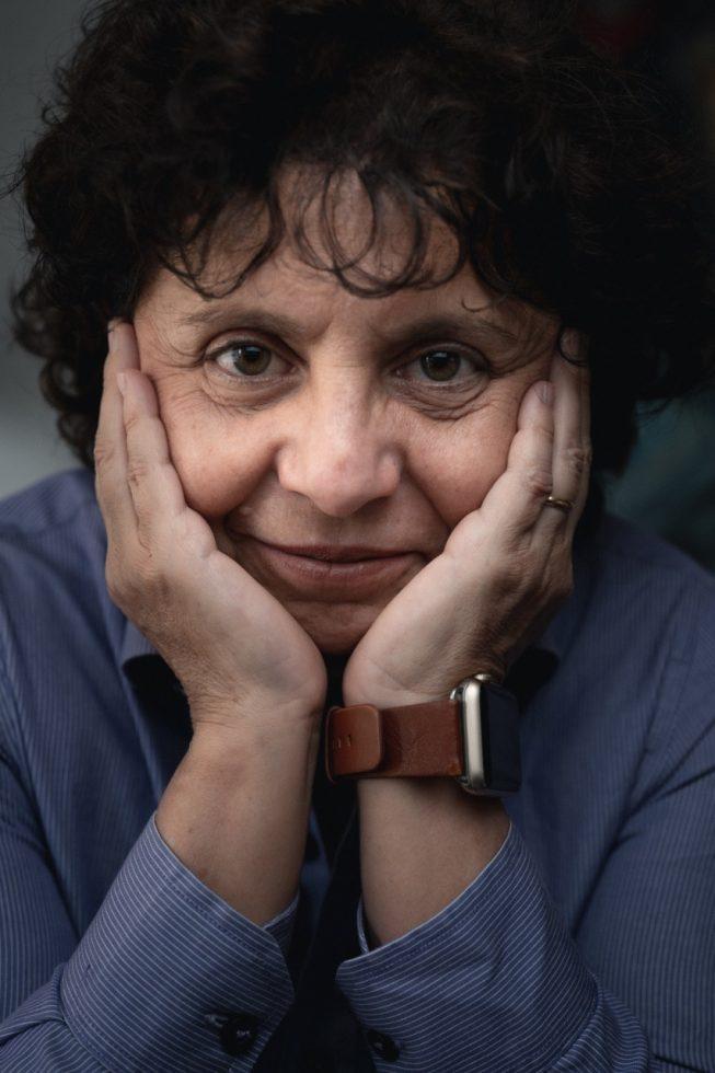 Susel Paredes: Vicepresidenta por el partido Morado