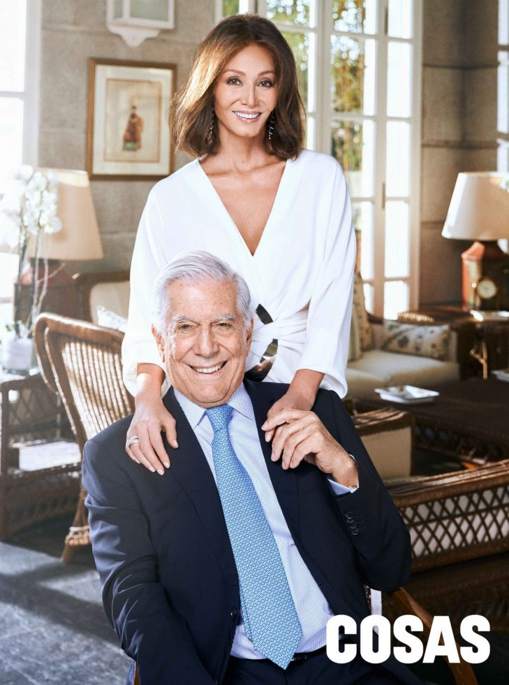 Mario Vargas Llosa e Isabel Preysler historia de amor 1