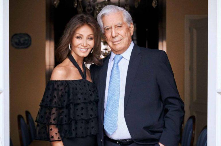 Mario Vargas Llosa e Isabel Preysler historia de amor cinco anos historia de amor