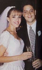 Karina Urdaneta y Luis Felipe Castellanos