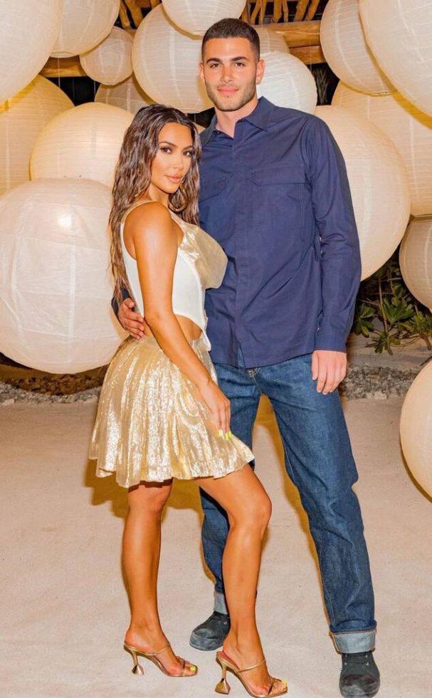 Los 40 años de Kim Kardashian