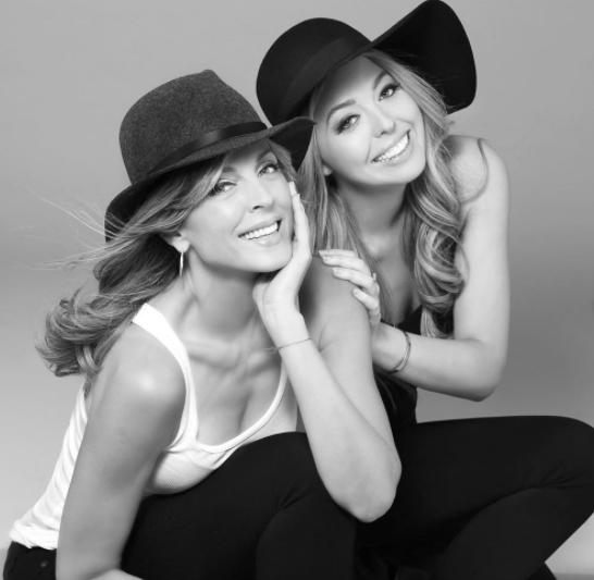 Tiffany Trump y Marla Maple