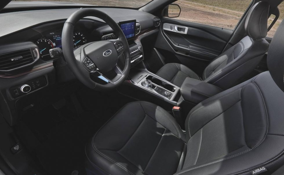 All New Explorer Ford 3