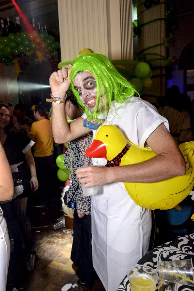 Disfraces de Halloween Hotel Bolivar 5