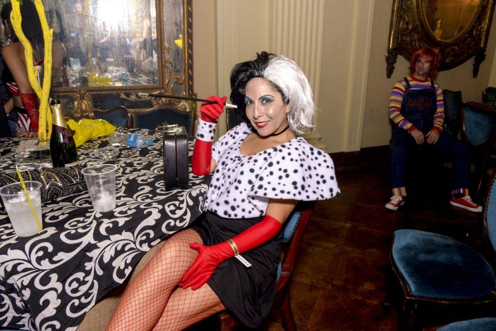 Disfraces de Halloween Hotel Bolivar 8