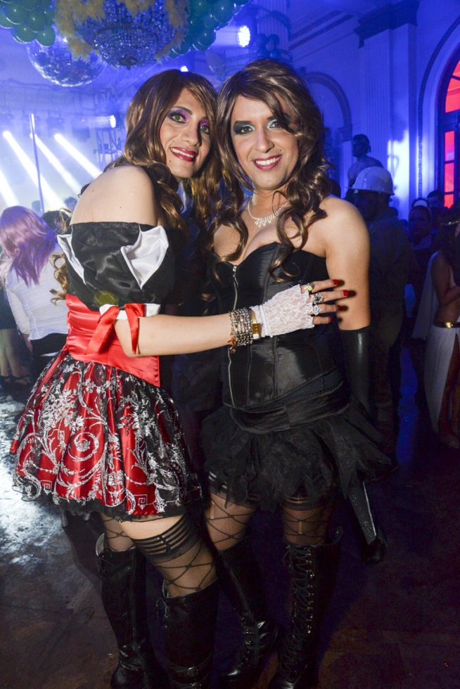 Disfraces de Halloween Hotel Bolivar 10