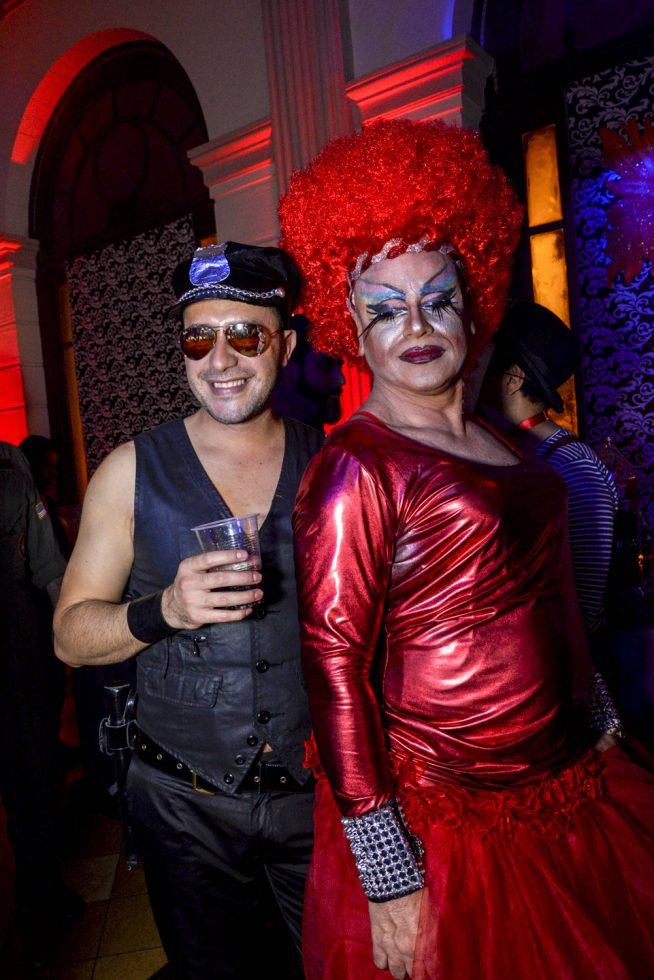 Disfraces de Halloween Hotel Bolivar 11