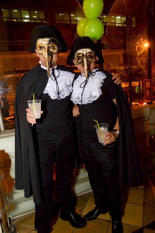 Disfraces de Halloween Hotel Bolivar 12