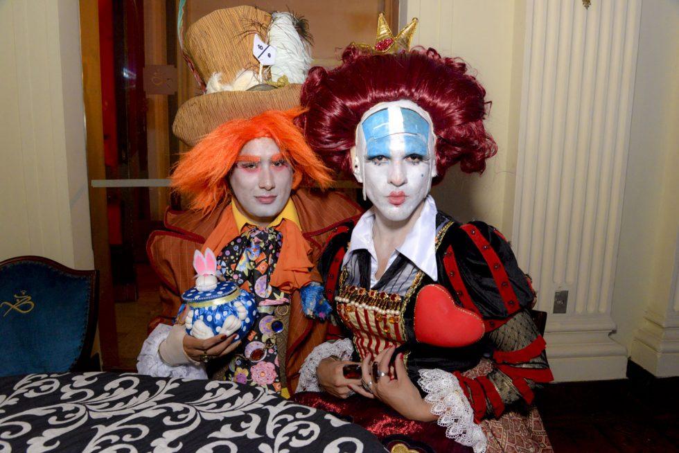 Disfraces de Halloween Hotel Bolivar 17