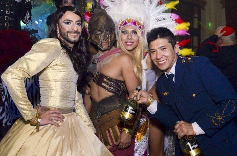 Disfraces de Halloween Hotel Bolivar 6