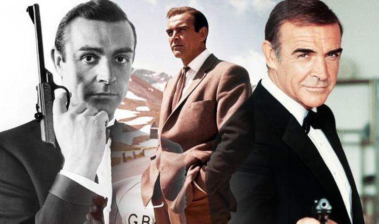 El último adiós de otros James Bond a Sean Connery