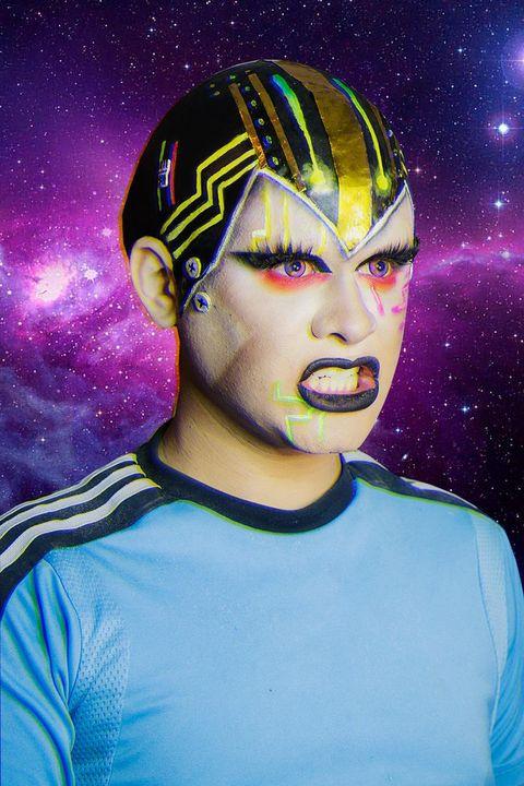 Sebastián Vilchez, maquilladores artísticos
