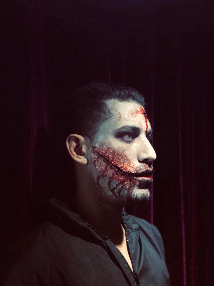 Julio Luna, director creativo Blush Hair Makeup, maquilladores artísticos
