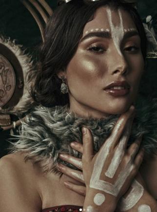 Eduardo Atalaya, maquillaje artístico