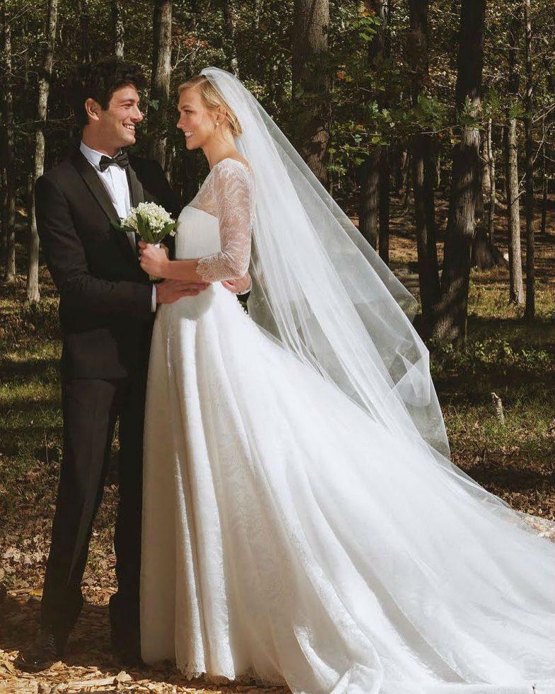 Karlie Kloss y Joshua Kushner boda