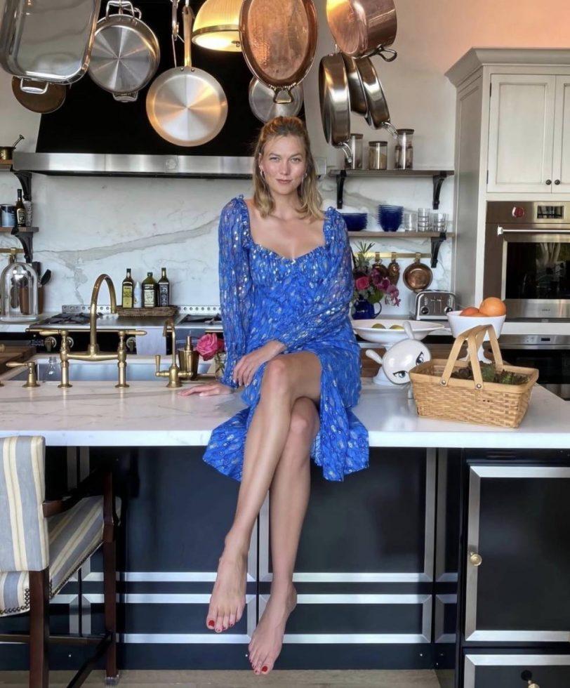 Karlie Kloss modelo Victoria's Secret