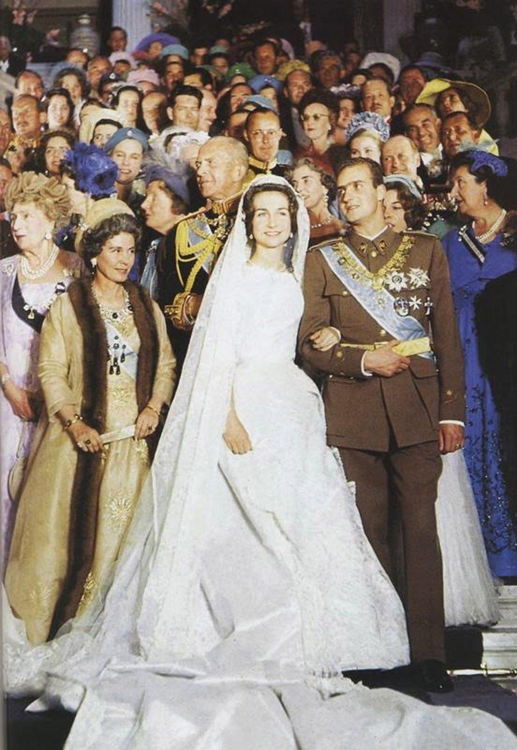 Rey Juan Carlos reina Sofía cumpleaños 1