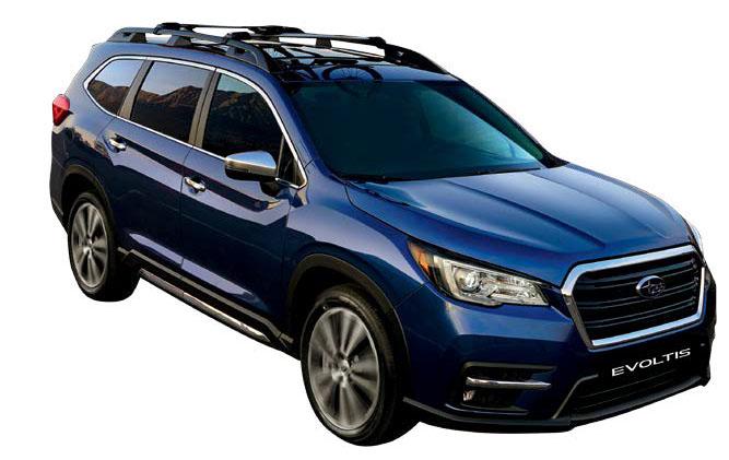 Subaru new evoltis