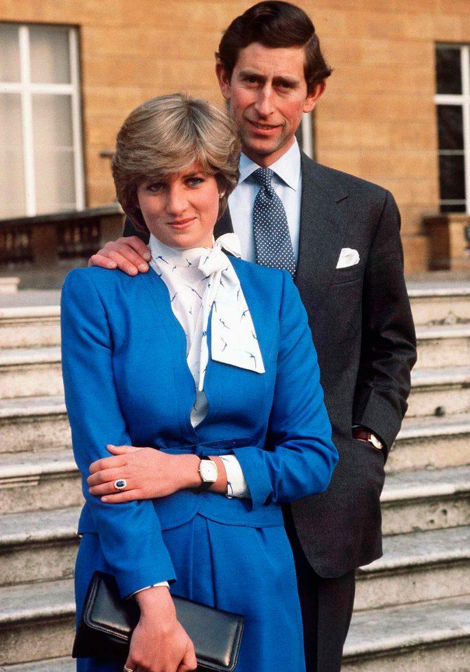 Príncipe Charles Lady Diana 1