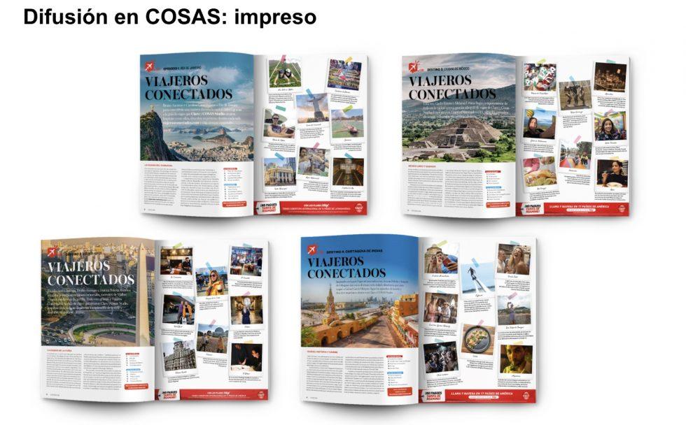 Viajeros Conectados Cosas Studio 11
