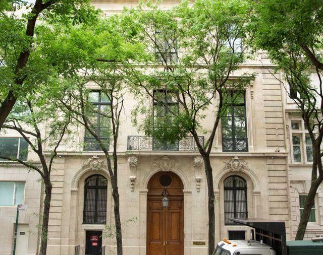 mansión de Epstein