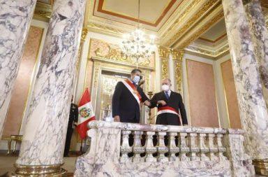 Gabinete Merino Araoz