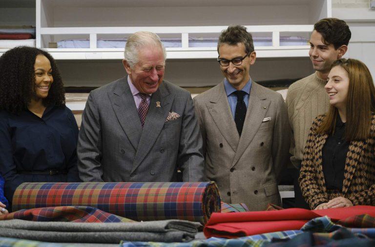 príncipe Carlos lanza The Modern Artisan