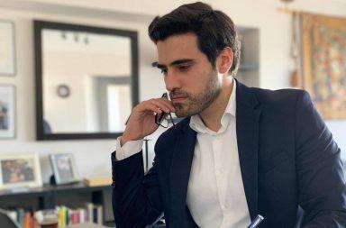 Giaccomo Ugarelli asesor Francisco Sagasti