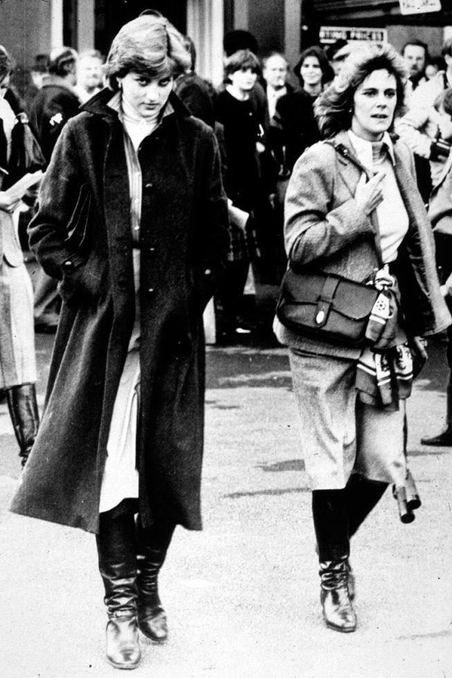 Príncipe Charles y Camilla Fred y Gladys