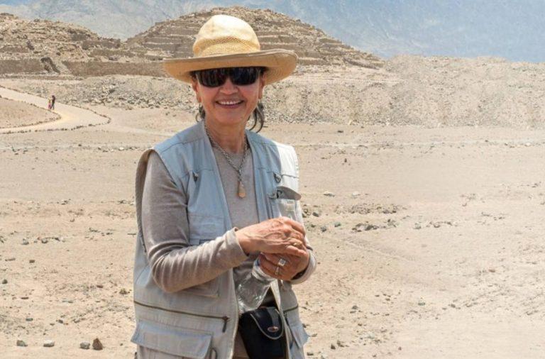 Ruth Shady mujeres más influyentes BBC 3 (1)