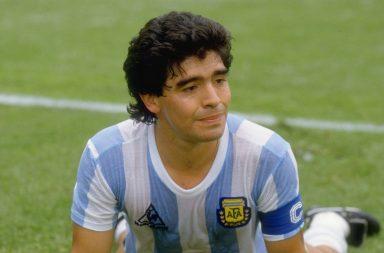 DiegoArmandoMaradona
