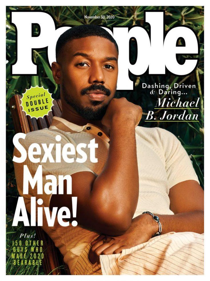 Michael B. Jordan People hombre más sexy del mundo 1