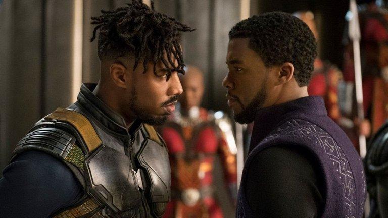 Michael B. Jordan People hombre más sexy del mundo Black Panther