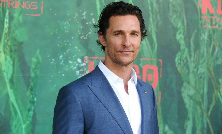 Matthew McConaughey 2005