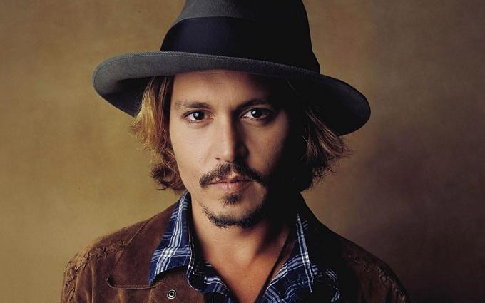 Johnny Depp 2003