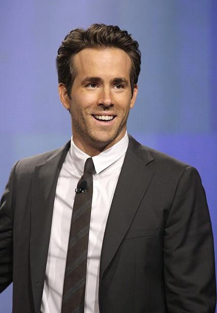 Ryan Reynolds más sexy del mundo